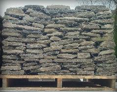 Thin Field Stone