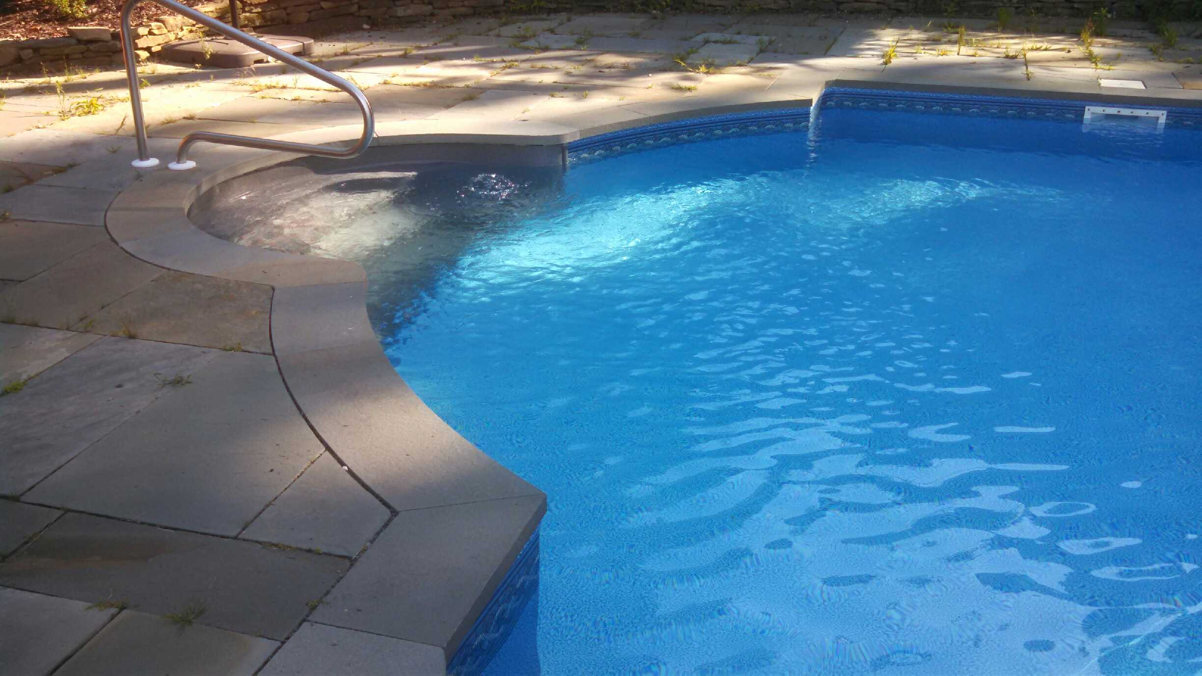 Natural Cleft Full Color Multiple Pattern w/ Thermal Coping