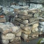 One-man Landscape Boulders